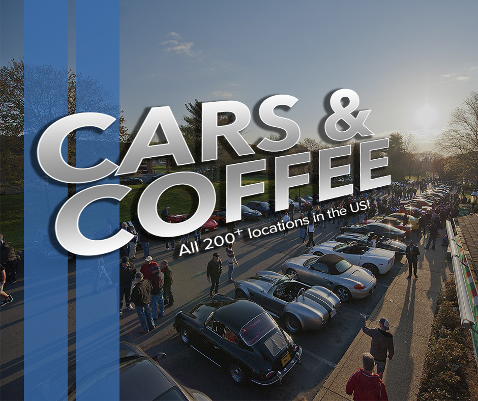 Cars and Coffee Locations Image